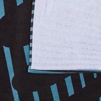 Toalla BASIC G Estampado Cebra 145 x 85 cm