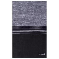 毛巾BASIC L號145 x 85 cm-經典印花