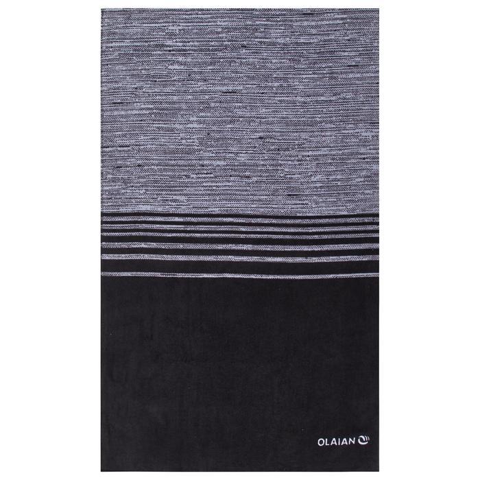 Serviette BASIC L Print Class 145x85 cm