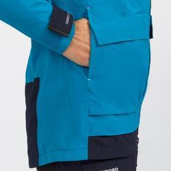 Veste imperméable de voile femme SAILING 500 Bleu