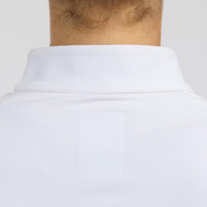 Tee-Shirts de régate bateau femme Race blanc