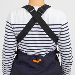 Zeilbroek voor dames Sailing 500 marineblauw