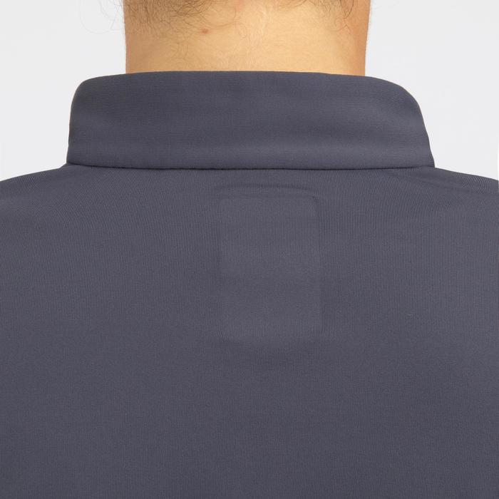 Tee-Shirts de régate bateau femme Race gris foincé