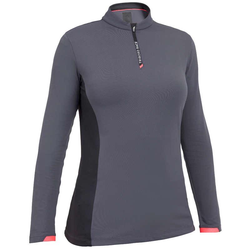REGATTA WARM WEATHER WOMAN CLOTHES Ветроходно плаване - Дамска блуза за плаване Race TRIBORD - Жени