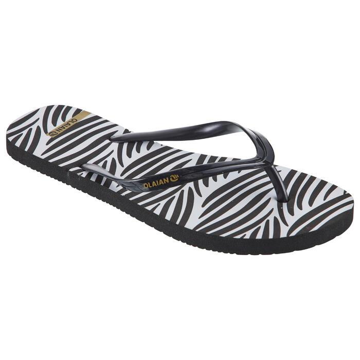 Dames slippers Zebra 120
