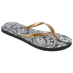 女款夾腳拖鞋120-毛利款