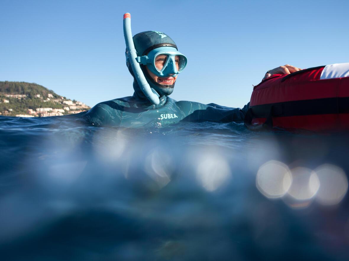 freediving zee