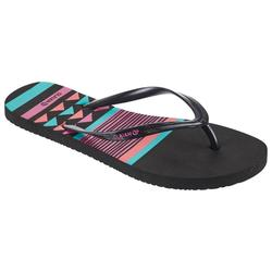 7bcf1a8fa Chanclas De Playa Surf Olaian TO 120 Mujer Multicolor