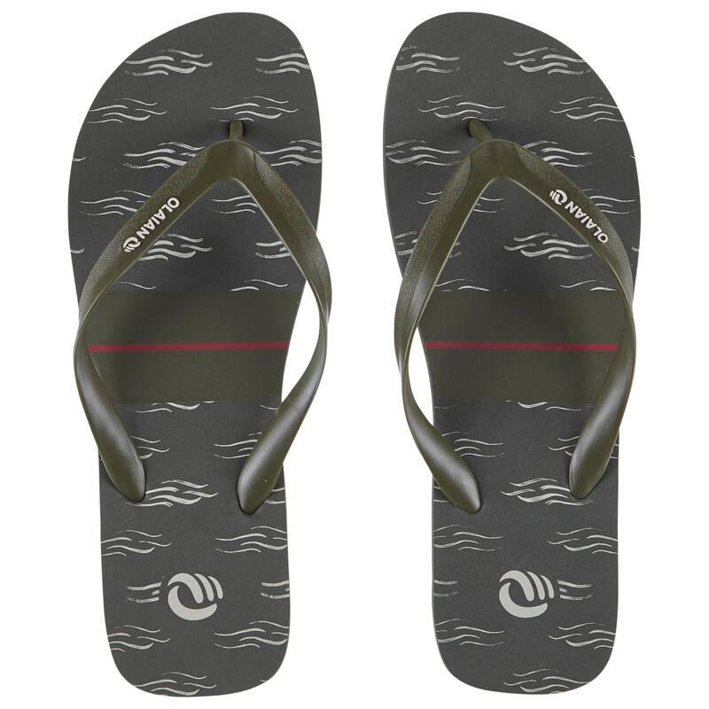 PÁNSKÉ BOTY NA SURFOVÁNÍ Surfing a bodyboard - ŽABKY TO120 OLA OLAIAN - Obuv, osušky a doplňky k vodě
