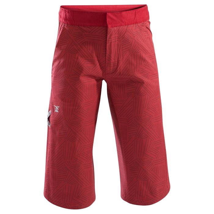 男童款攀岩短褲BERMUDA