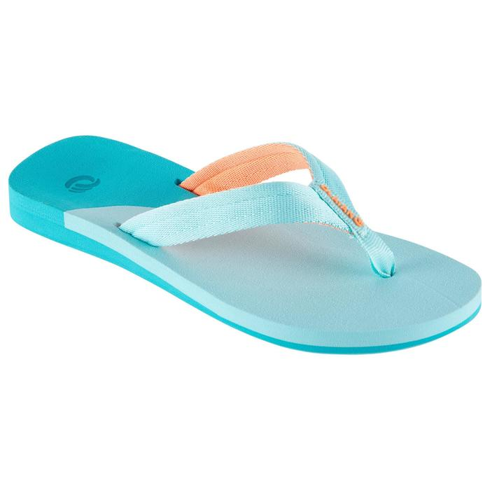 Chanclas De Playa Surf TO 550 Niña Verde