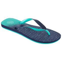 男款夾腳拖鞋TO 500-淺碧藍色