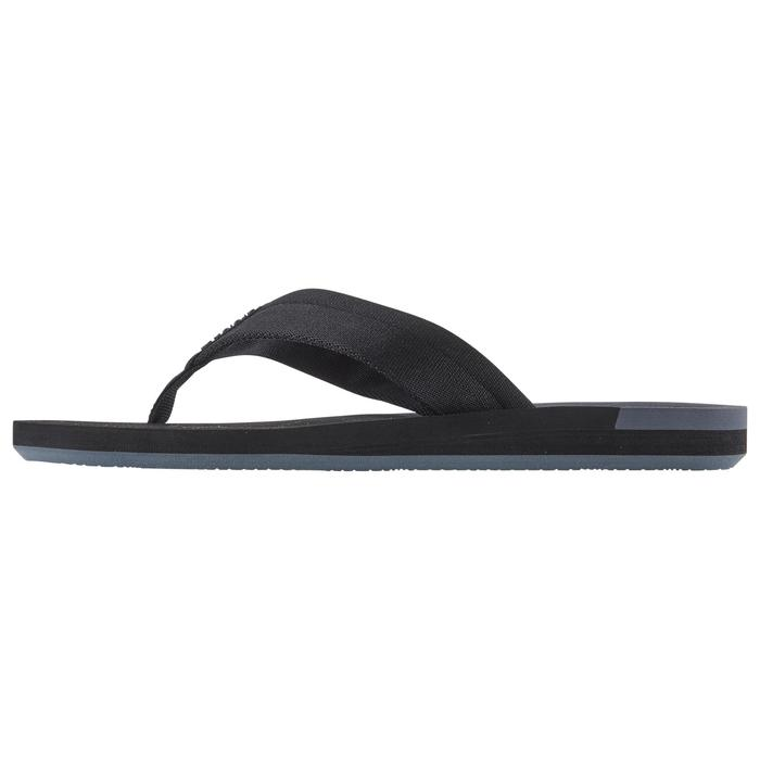 Chanclas De Playa Surf Olaian TO 550 Negro Azul