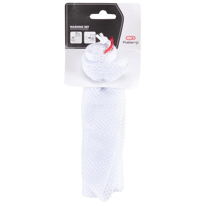 FILET DE LAVAGE BLANC FERMETURE PAR ZIP KALENJI