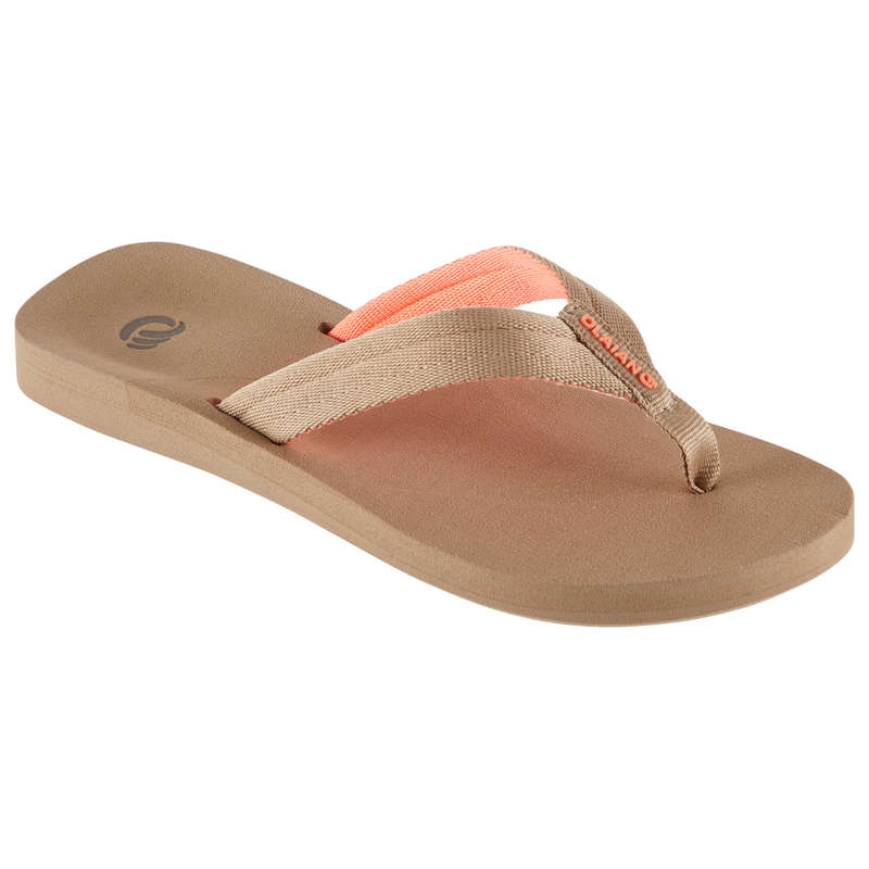 JUNIOR'S SURF FOOTWEAR Surf - TO 550 G Camel OLAIAN - Surf Clothing