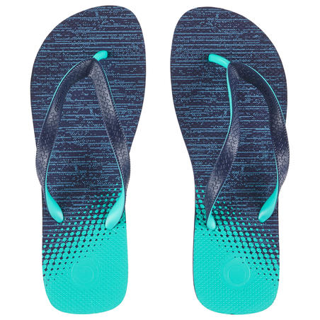 Sandal FLIP-FLOP Pria TO 500 New Green