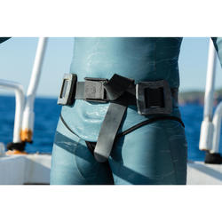 Loodgordel voor freediving FRD 500 rubber
