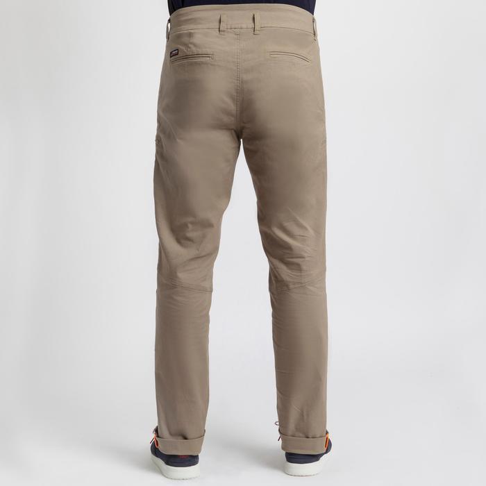 Pantalon robuste de voile homme SAILING 100 Beige