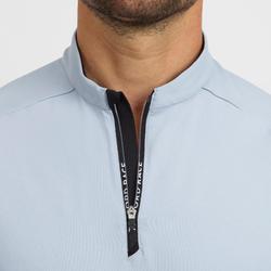 T-Shirt de voile homme Race 100 gris noir