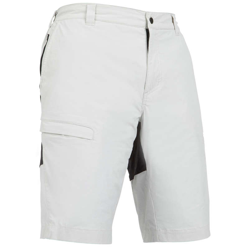 МЪЖКО ОБЛЕКЛО ЗА РЕГАТА, ТОПЛО ВРЕМЕ Ветроходно плаване - Къси панталони Race, мъжки TRIBORD - Мъжко облекло