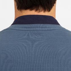 Shirt met lange mouwen voor zeilen heren Sailing 100 grijs