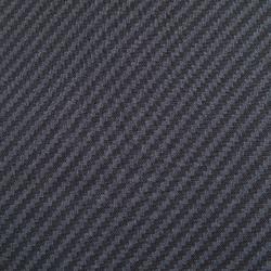 男款長袖賽艇上衣-黑色
