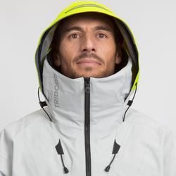 Casaco de vela homem Race Offshore cinzento