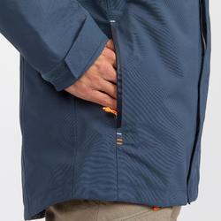 Veste imperméable de voile SAILING 300 homme Gris orange