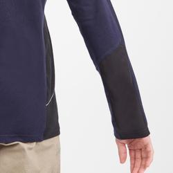 T-Shirt manches longues de voile homme SAILING 100 Navy