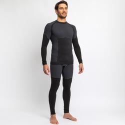Sous-vêtements legging de régate bateau homme Race noir