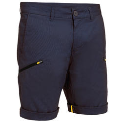Sailing 100 Men's Rugged Sailing Bermuda Shorts - Navy