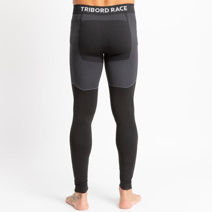 Prenda interior leggings de regata barco hombre Race negro