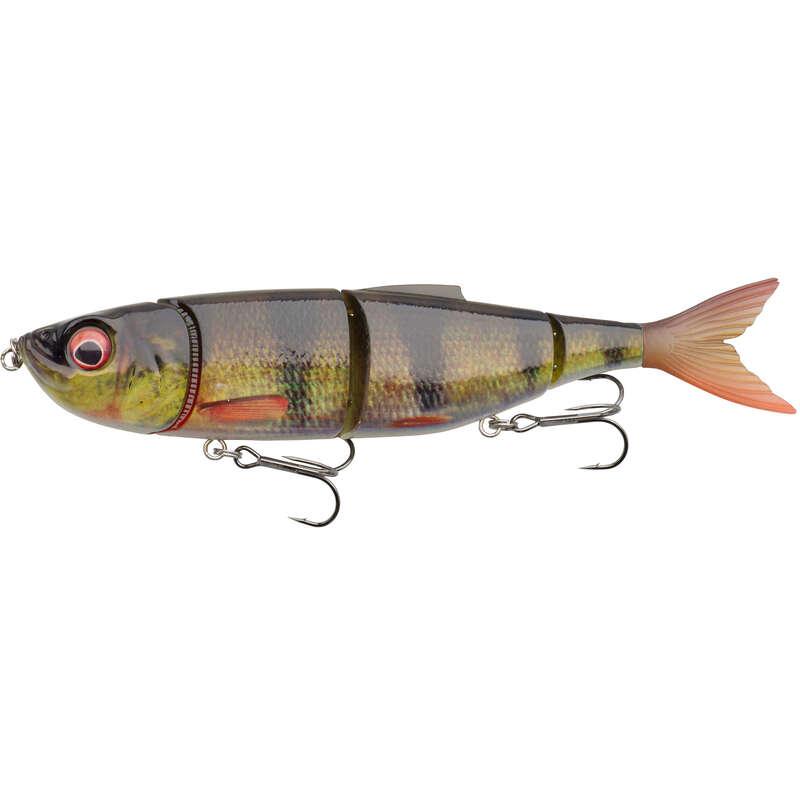 WOBBLERS ALLA PREDATORER Fiske - 4PLAY SWIM&JERK 13,5 PERCH NO BRAND - Fiskedrag och Beten