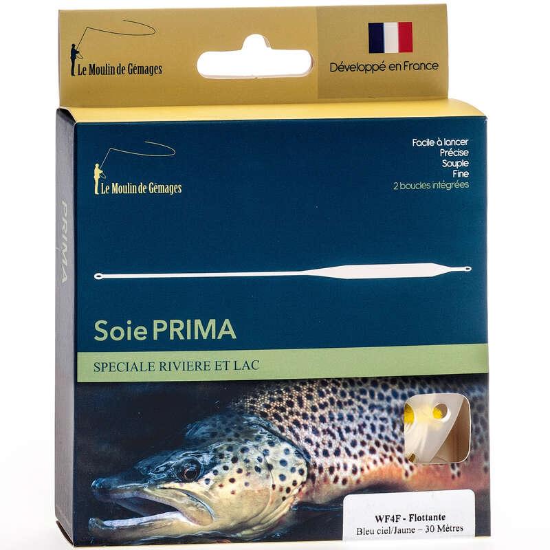 FLYING FISHING Fishing - PRIMA WF5 SILK LE MOULIN DE GEMAGES - Fishing