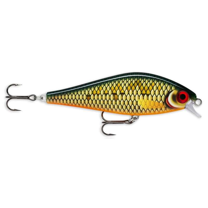 WOBBLEREK CSUKA Horgászsport - Műcsali Super Shadow Rap 16 RAPALA - Ragadozóhalak horgászata