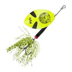 Cucchiaino pesca siluro MADCAT BIGBLADE SPIN 55 g FLUO