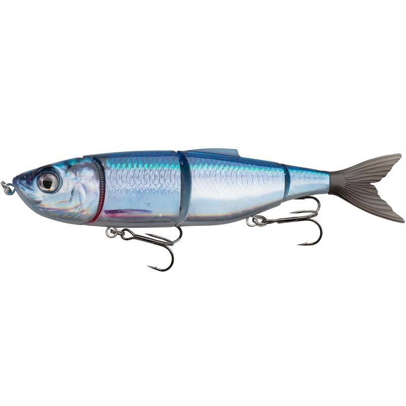 WOBLERY NAD 10 CM Rybolov - NÁSTRAHA 4PLAY SWIM&JERK 16,5  SAVAGE GEAR - Návnady a nástrahy na ryby
