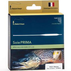 Zijde voor vliegvissen Prima WF4
