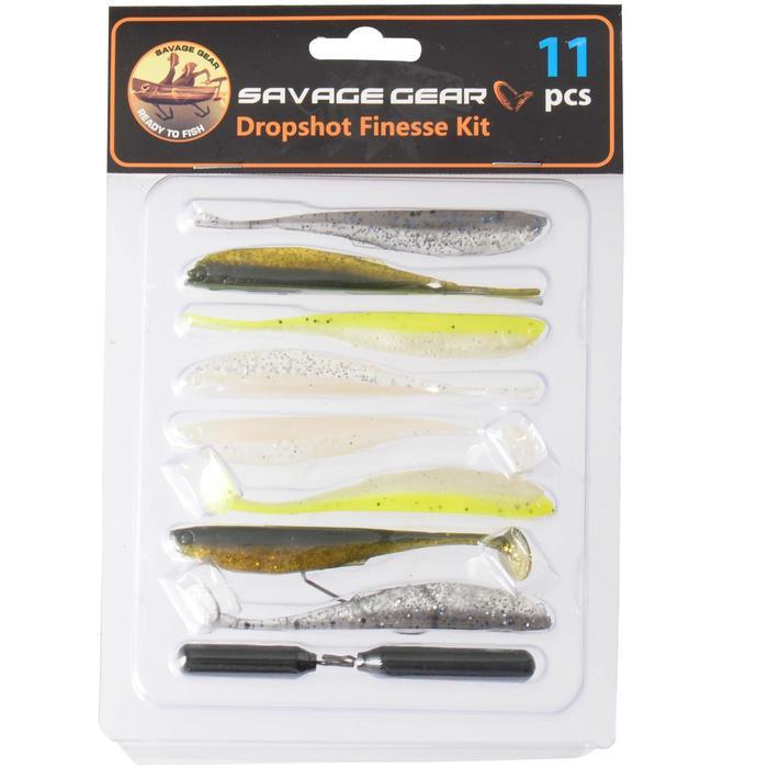 Dropshot set Finesse voor roofvissen