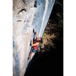Bouldershorts Damen schieferblau