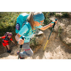 Zip-Off-Hose Wandern MH550 Kinder grau