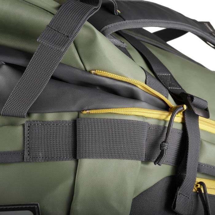 Reistas voor trekking Extend 40 tot 60 liter kaki