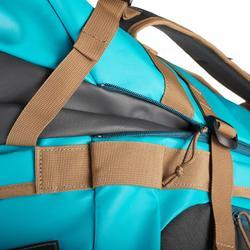 Trekkingreistas Extend 40 tot 60 liter blauw