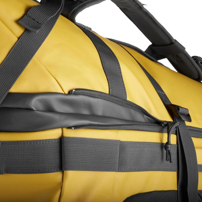 Trekking Transport Bag Extend 80 to 120 L - yellow