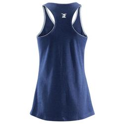 WOMEN'S STRETCH CLIMBING TANK TOP - COLOUR BLUE