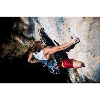 Klettershorts Komfort Cliff Herren granatrot
