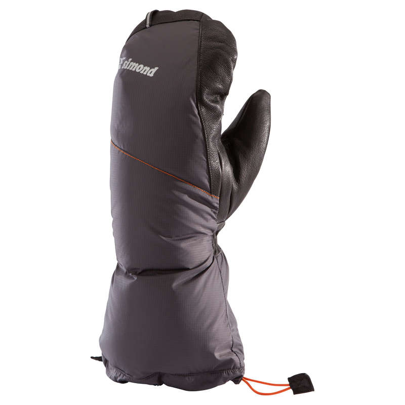 WINTER MOUNTAINEERING CLOTHING Hiking - MAKALU 2 DOWN MITTS SIMOND - Hiking Clothes