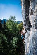 ABBIGLIAMENTO ARRAMPICATA Sport di Montagna - Corsari donna CLIFF azzurri SIMOND - Trekking donna