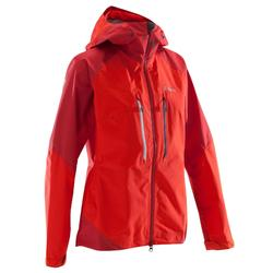 Damesjas Alpinism Light rood