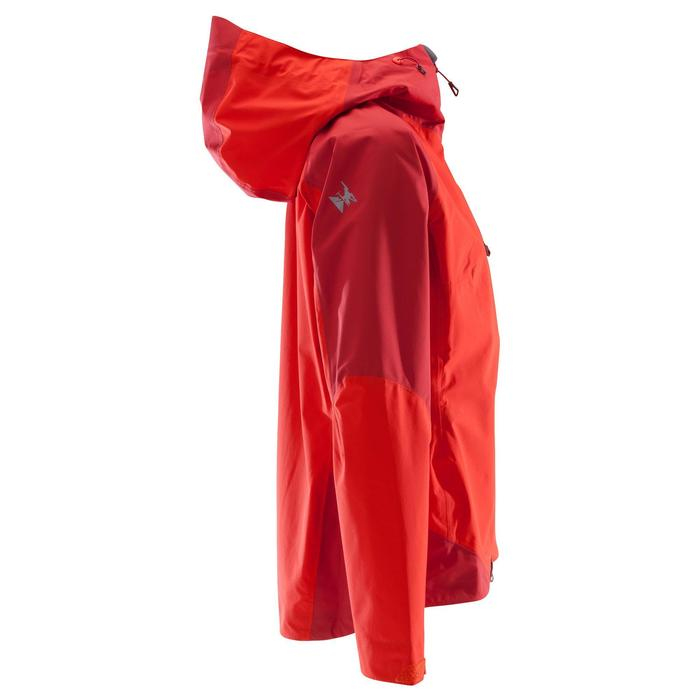 VESTE ALPINISM LIGHT FEMME Rouge